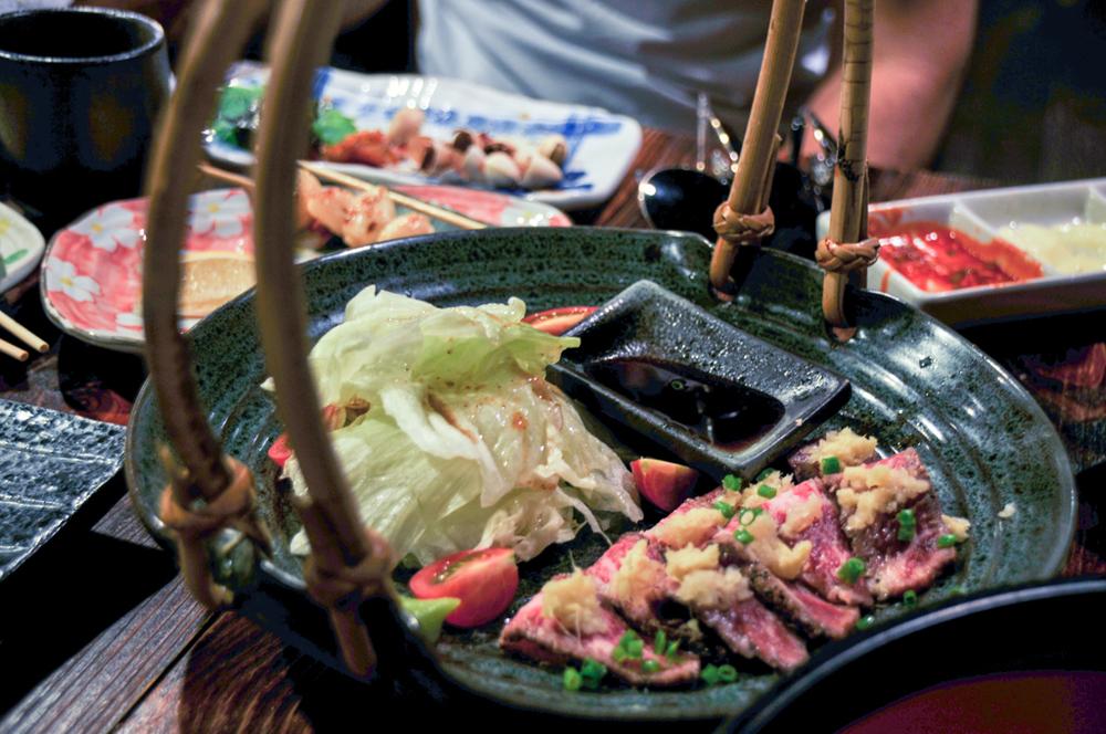 Kutas kitchen yakitori