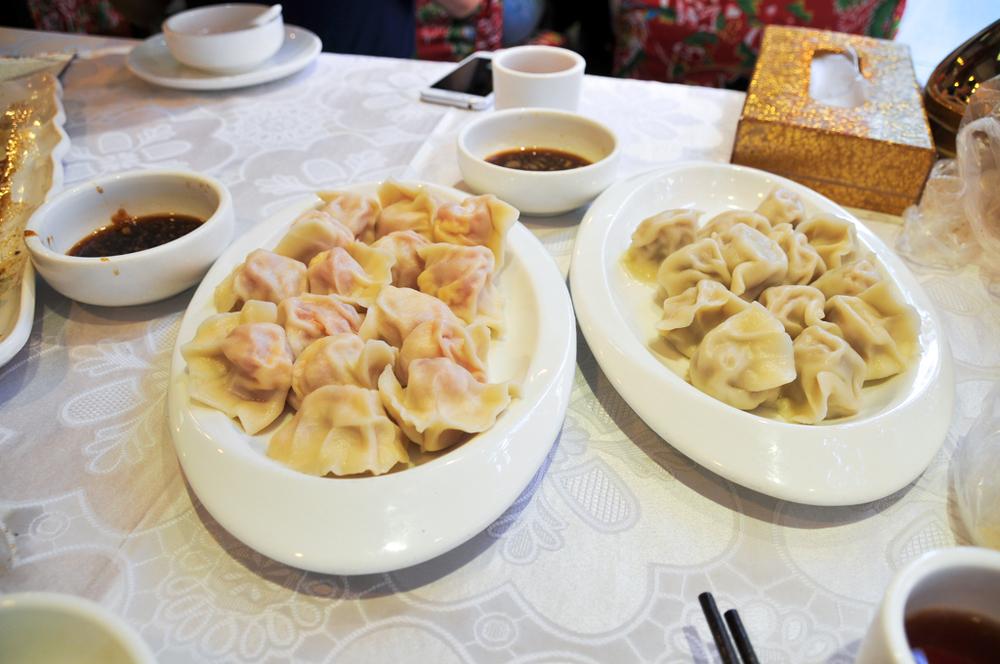 dong bei ren dumplings