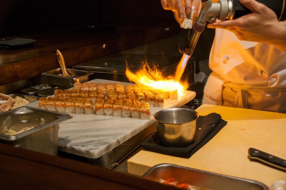 aburi style sushi minami