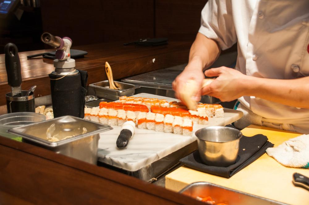 Minami sushi