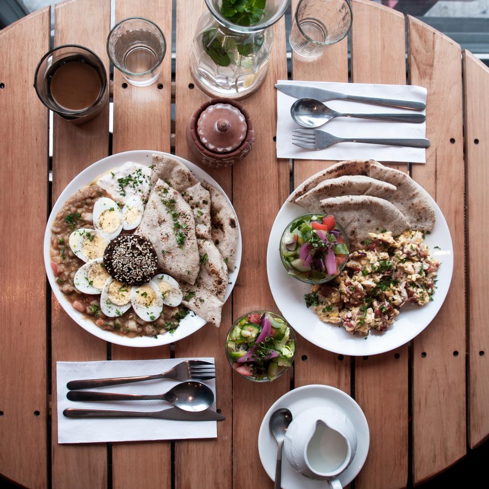 Maha's Fine Egyptian Cuisine