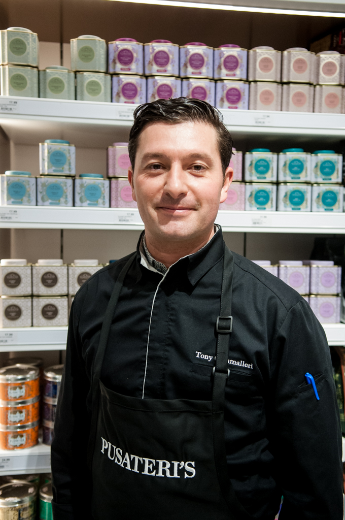Tony Cammalleri, Executive Chef