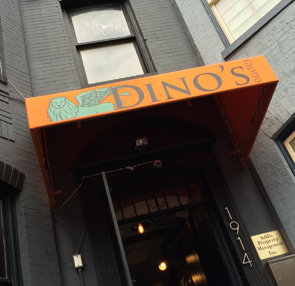 Dino's Grotto
