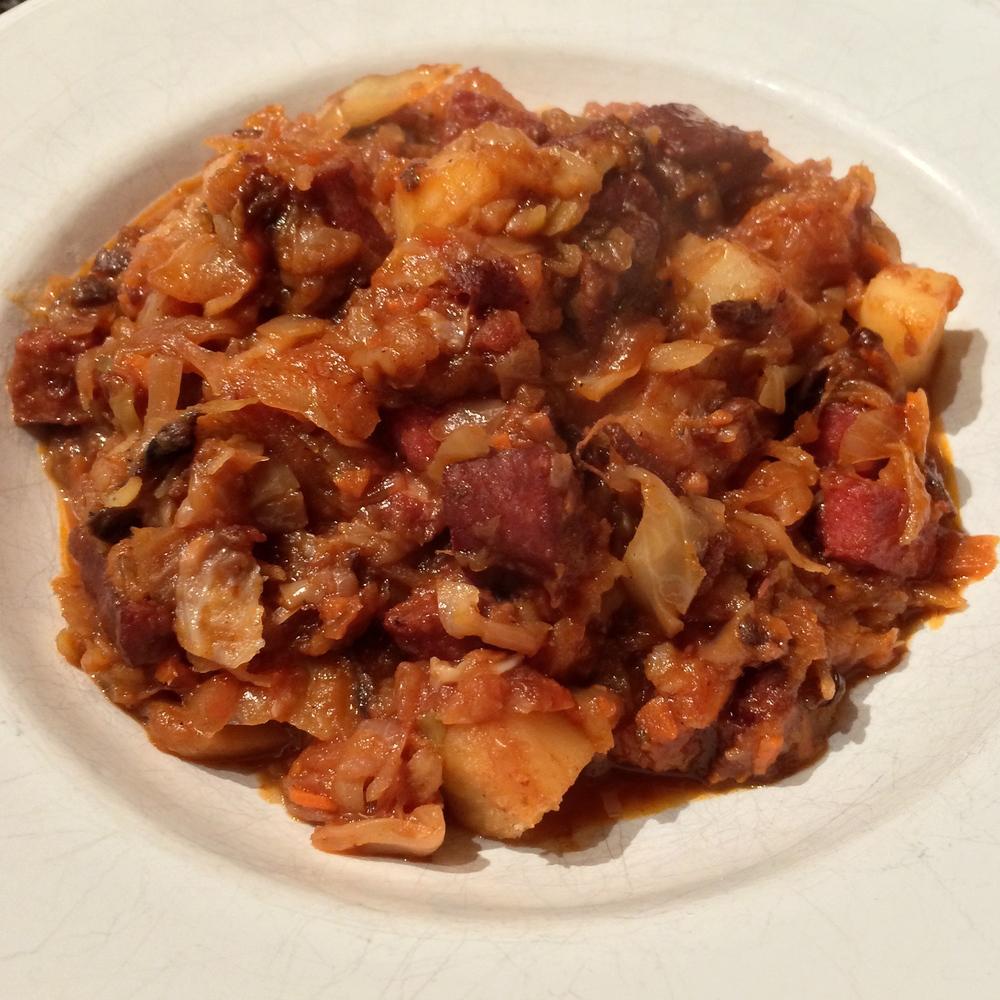 Hunter's Stew (Bigos) Recipes — Dishmaps