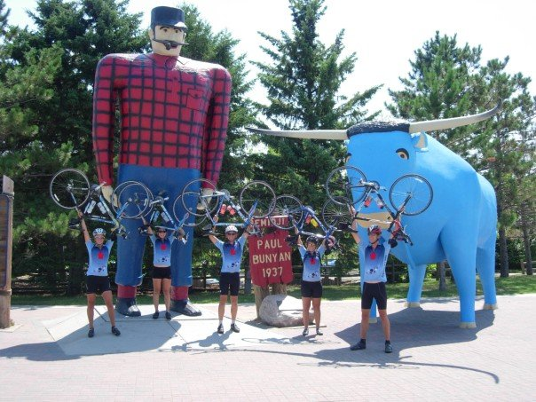 Bemidji, MN: Hometown of Paul Bunyan
