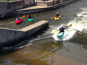 Kayaking in SB! Source: www.southbendtribune.com
