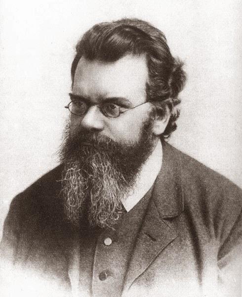 Ludwig Boltzmann (1844-1906). Source: Wikimedia
