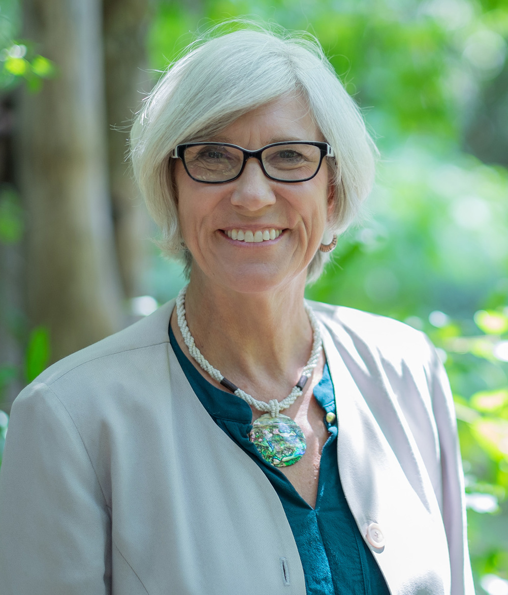 Joan B. Rose, Homer Nowlin Endowed Chair in Water Research, Michigan State University.