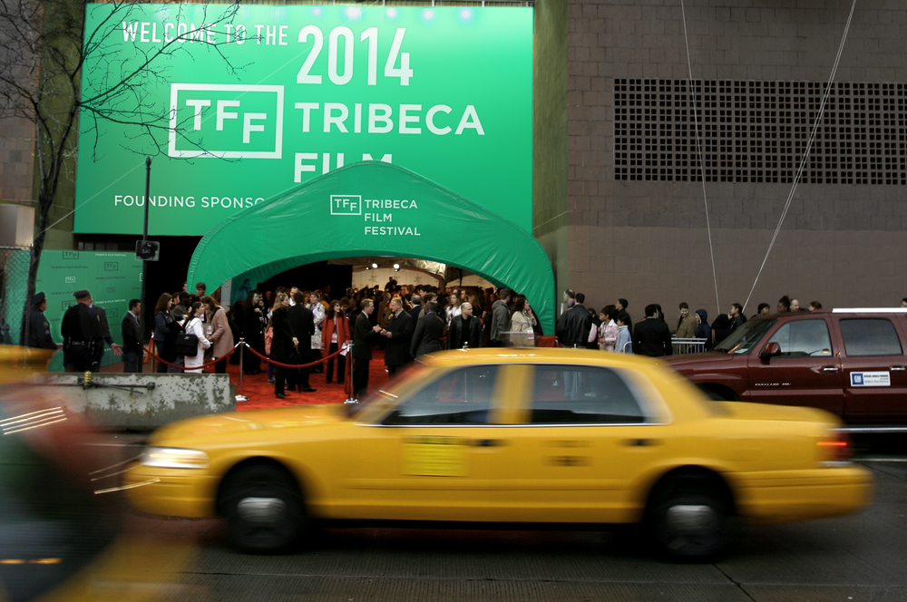 Opening night Tribeca