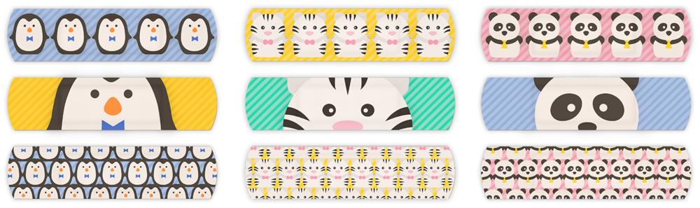 bandage designs