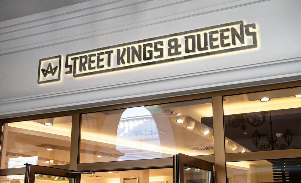 SK&Q Store Facade