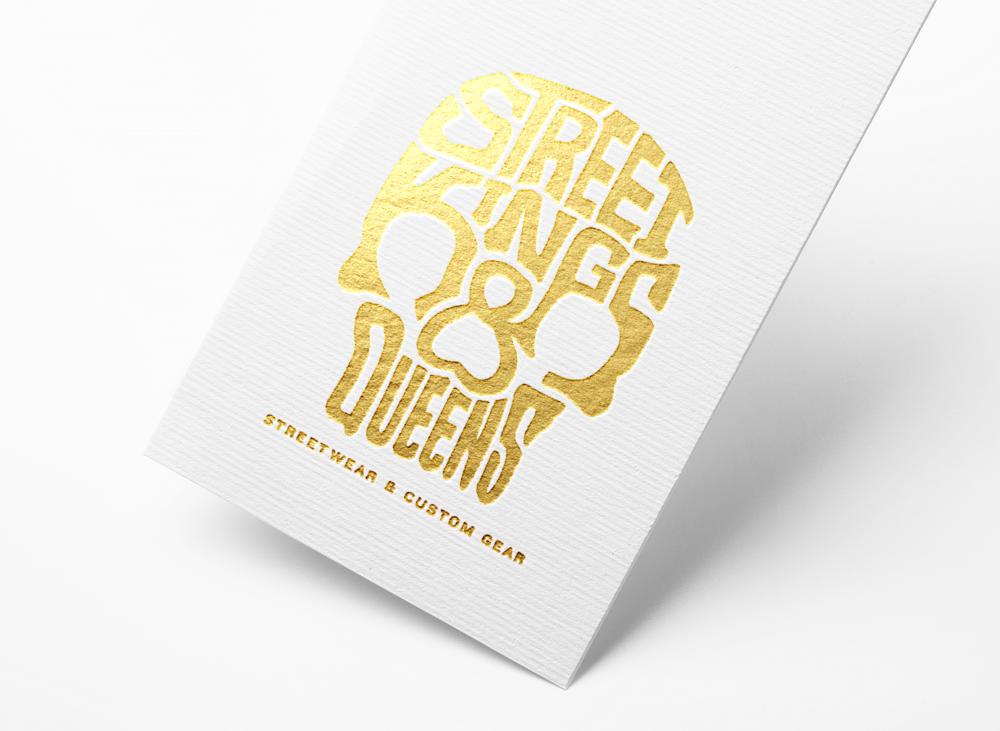 Street Kings & Queens Hang Tag Detail