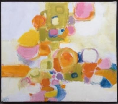 Anita Simpson Abstract