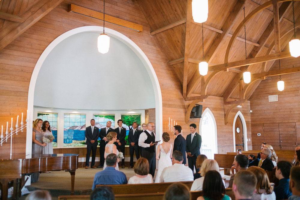 Pawleys Island Chapel Myrtle Beach Wedding - Jarrett Hucks Photography  Best Myrtle Beach Photographer  Pawleys Island Community Church Chapel - Pawleys Island, South Carolina