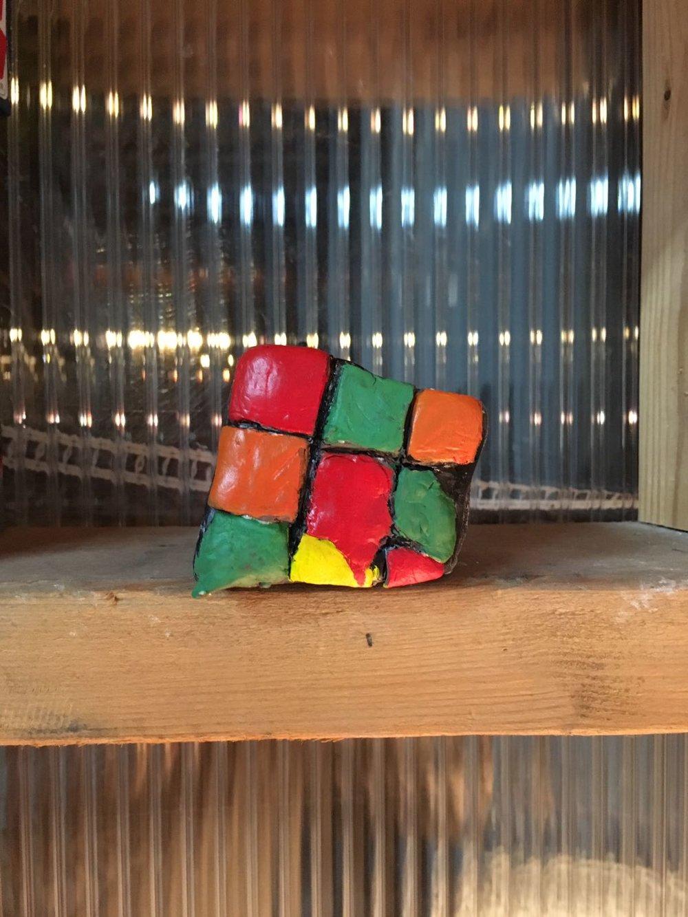 Rubik's cube (test)