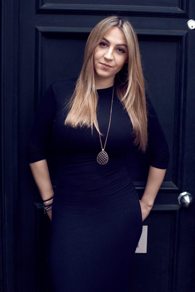 SOPHIA HADJISERGIS - Creative stylist/ Technician