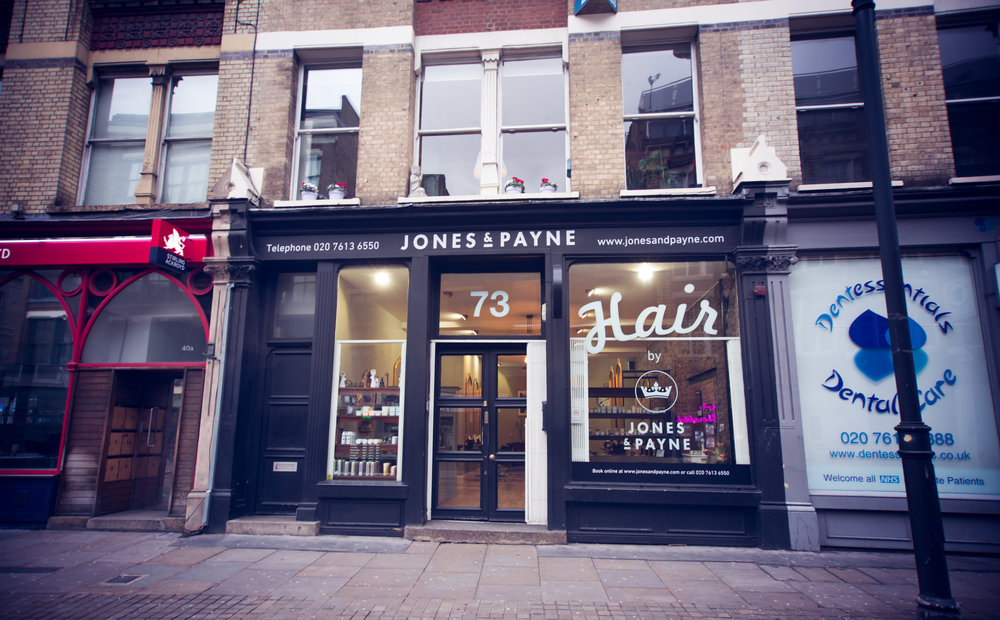 b38014f9a605 Jones   Payne - Voted Best Hairdresser in London and Top West London ...