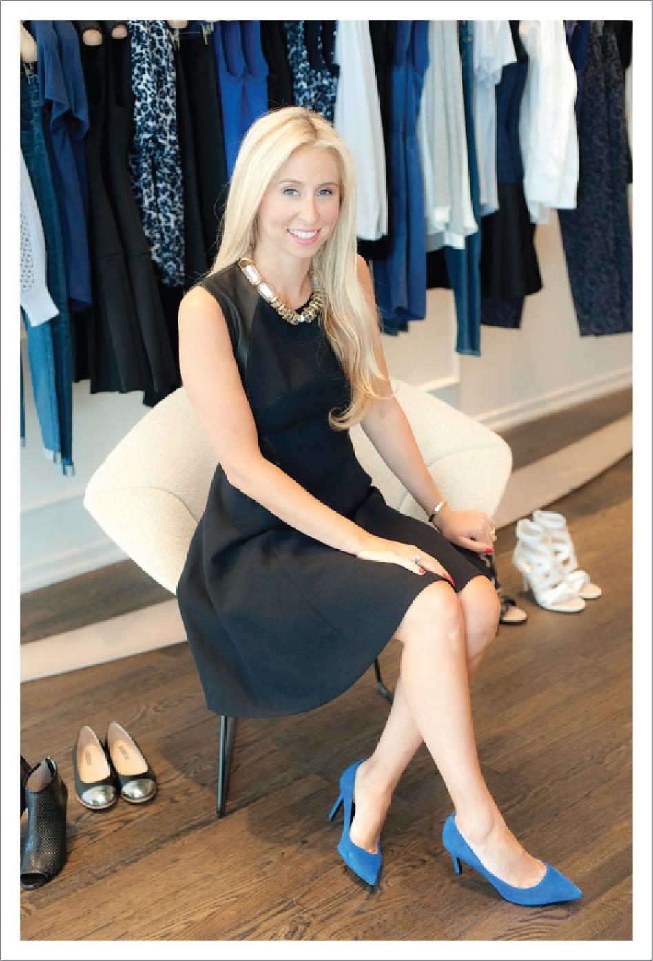 Becky MacCurtain, Founder, LBD Style