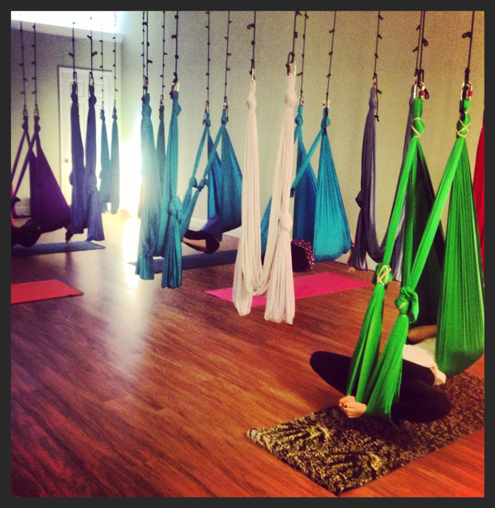 Studio Air | Yoga Sarasota