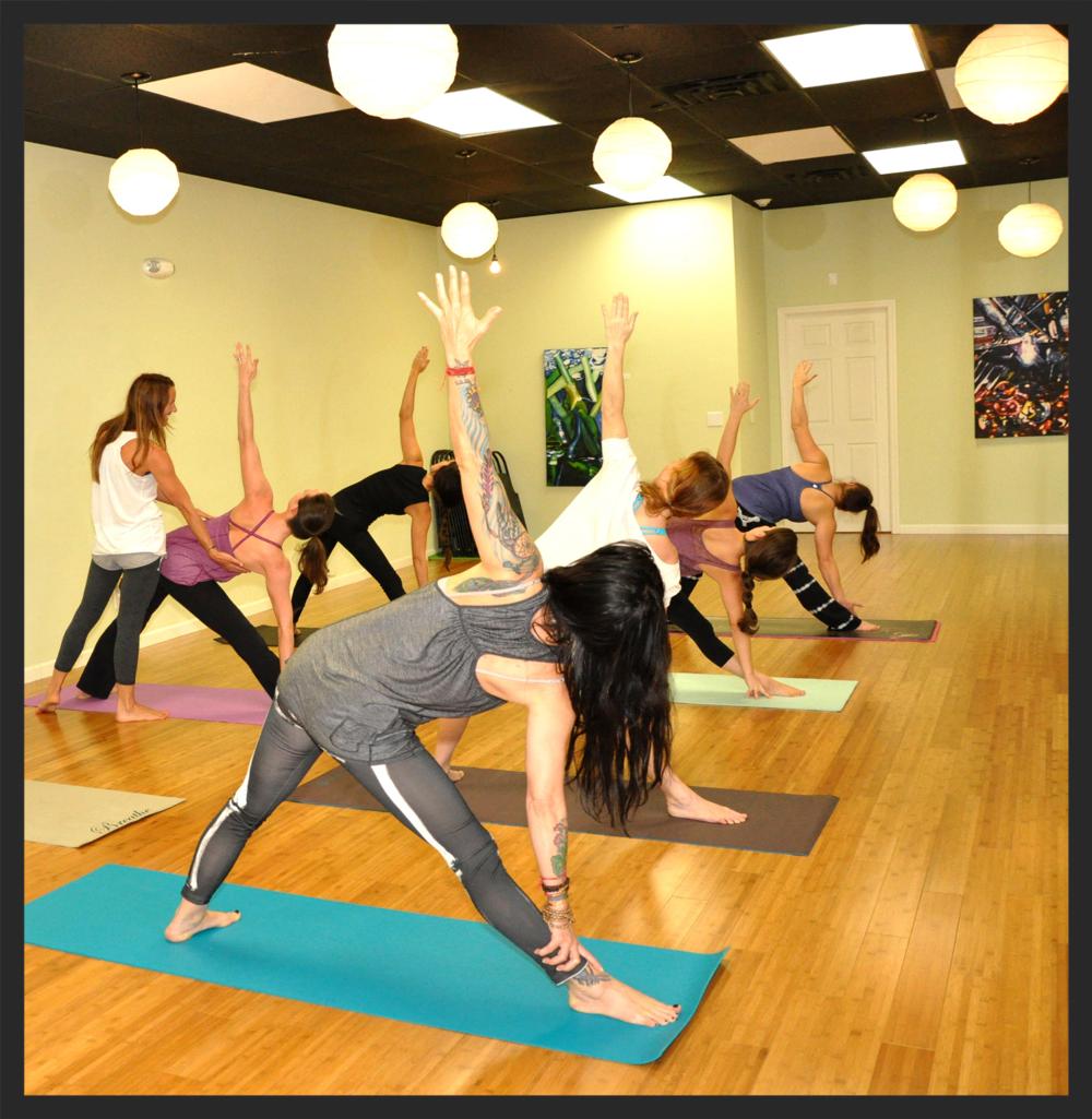 Studio Earth | Sarasota Yoga
