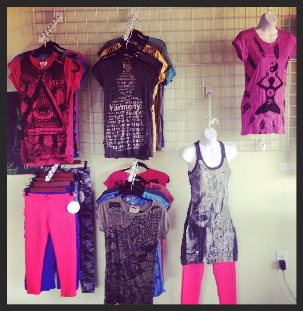 Yoga Clothing Sarasota | Shakti, Sure, Jala, Onzie