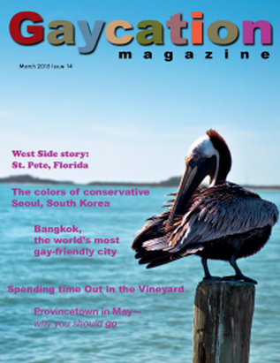 Gaycation Magazine March 2015