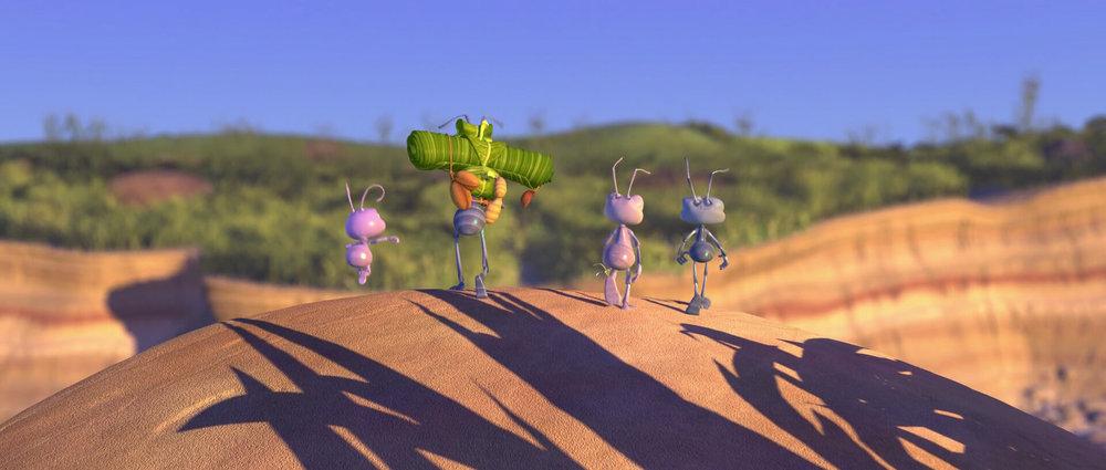 A Bug's Life [1998] - Photo Credit: Disney/Pixar