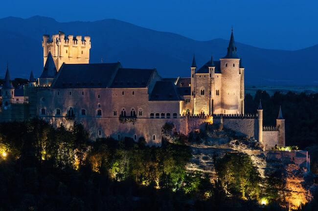 Alcázar of Segovia Castle, Segovia