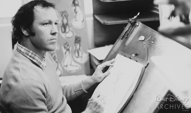Glen Keane - Photo Credit: Disney