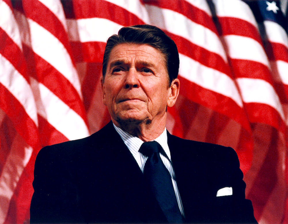 Photo Credit: The Ronald Reagan Presidential Library