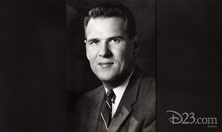 Bob Foster, who headed up the land acquisition process - Photo Credit: Disney