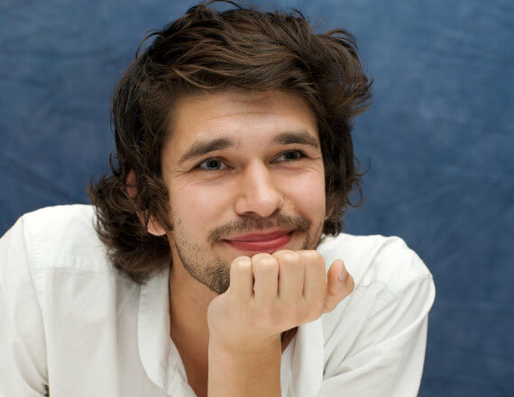 Ben Whishaw - Photo Credit: The Hollywood Reporter