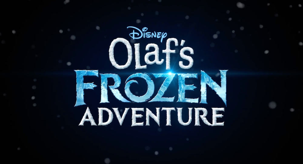 WATCH New Disney Short Olafs Frozen Adventure To Debut