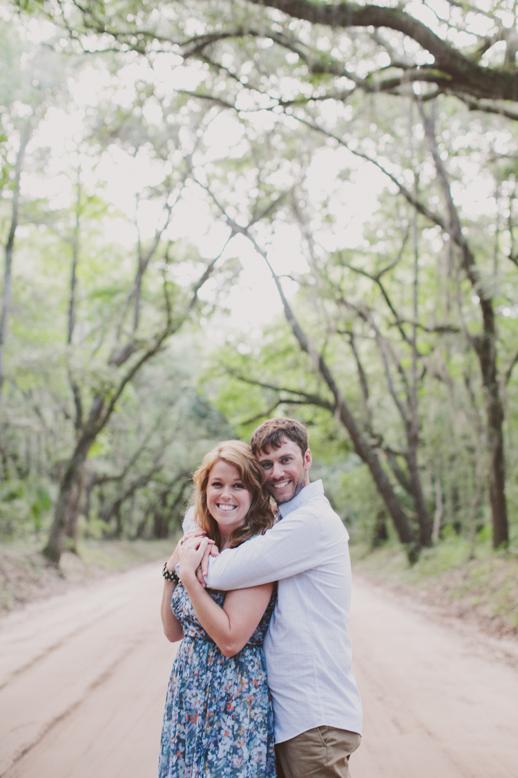 Poetic Oceanside Engagement | Cottage Hill