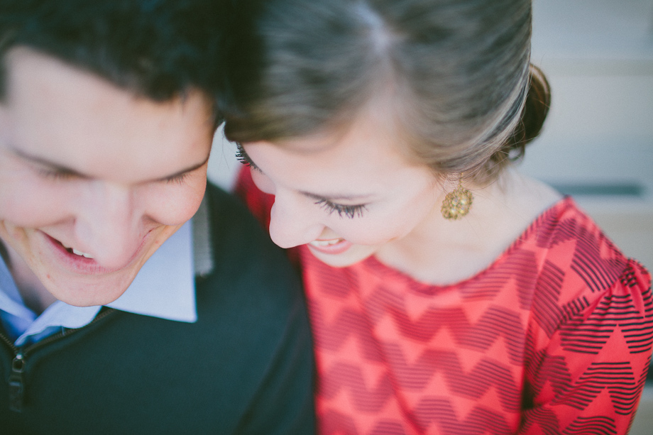 Texas A&M Engagement Session | Cottage Hill