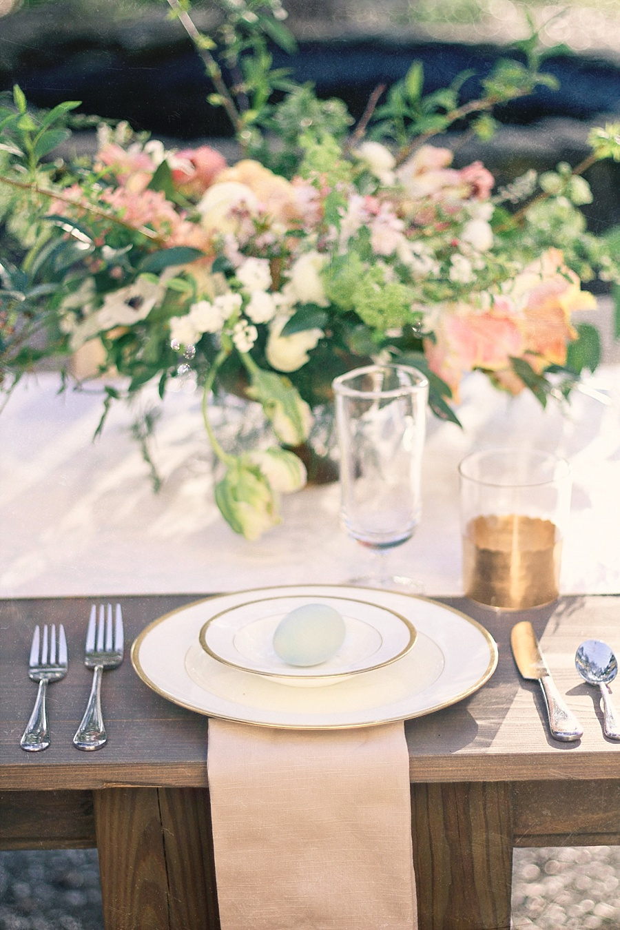 Southern Glamorous Bridal Inspiration | Cottage Hill