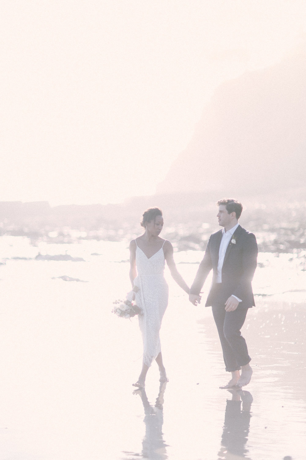 Cottage Hill | California Coast Elopement with Jenna Norman Photography