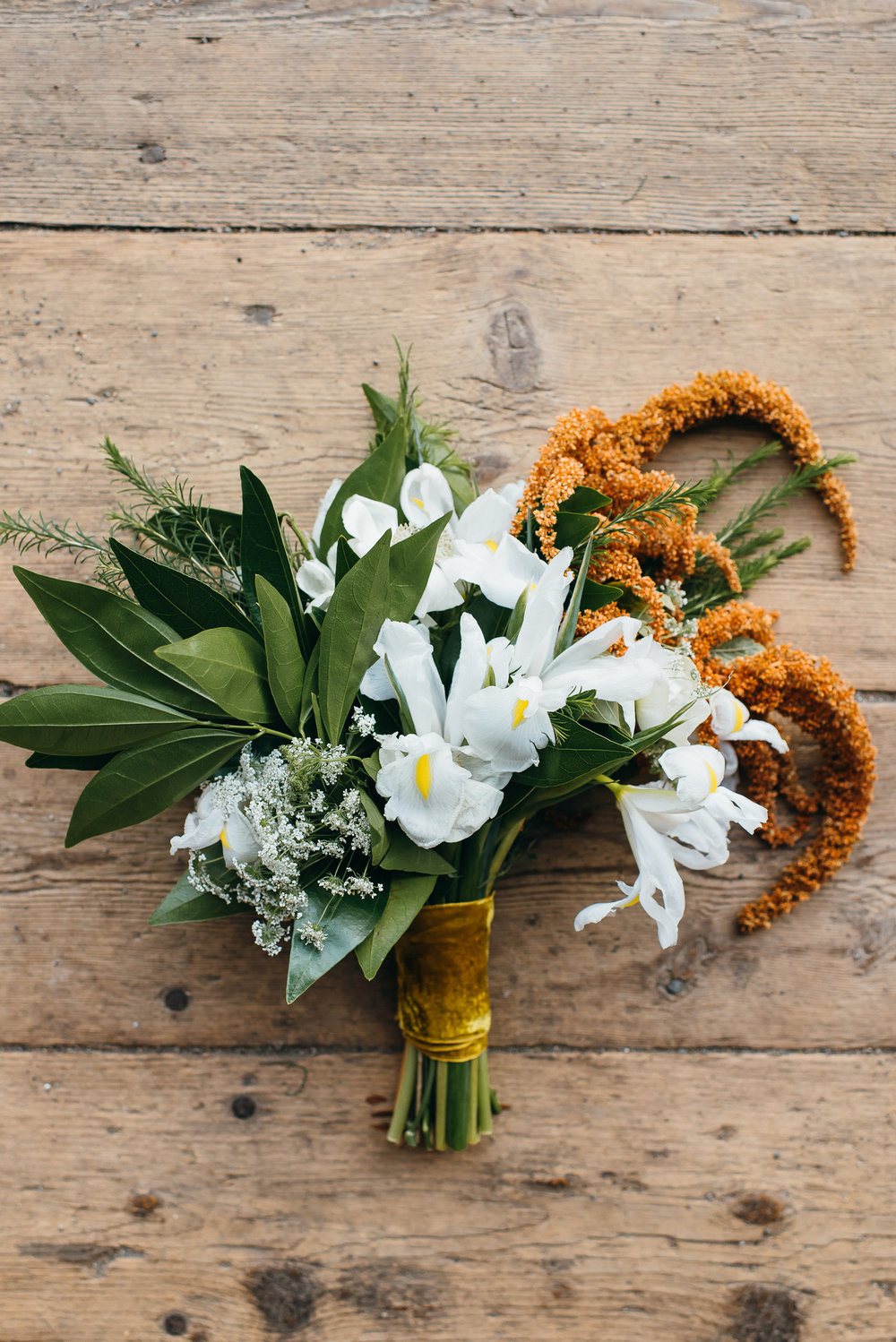 Marigold and Foraged Green Wedding - 41.jpg