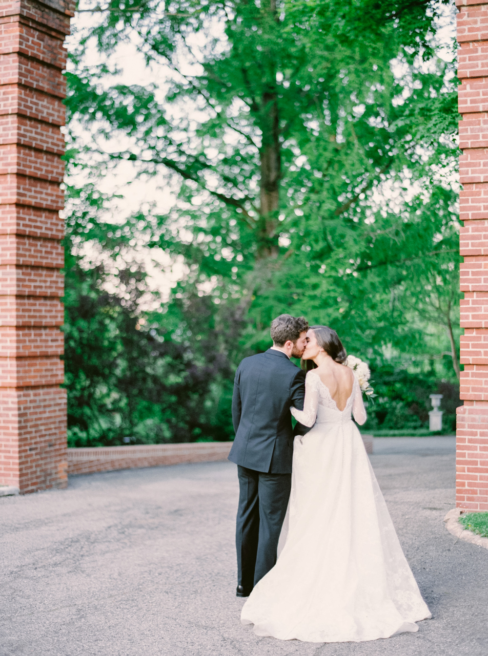 Beautiful Relationships Start as Buds and then Bloom: Madison and Michael's Elegant Estate Wedding as Featured in The Pioneer Issue