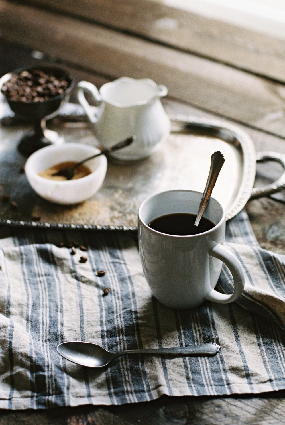 How to Enjoy a Slow Morning | cottagehillmag.com