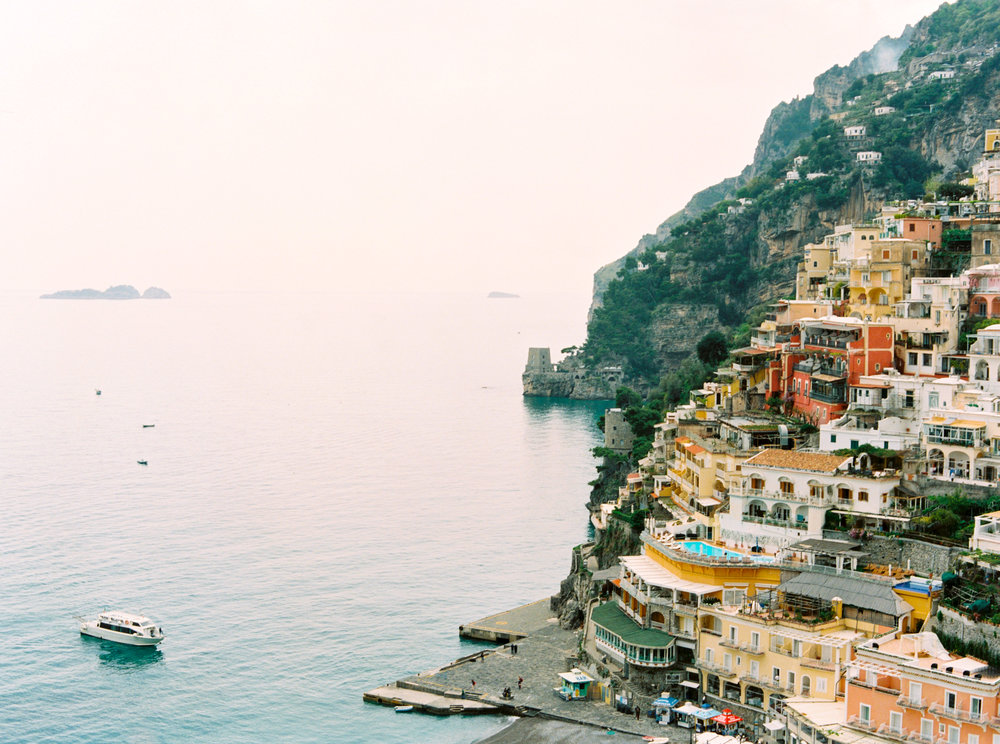 Touring the Amalfi Coast in the Fall - Positano, see more now on Cottage Hill
