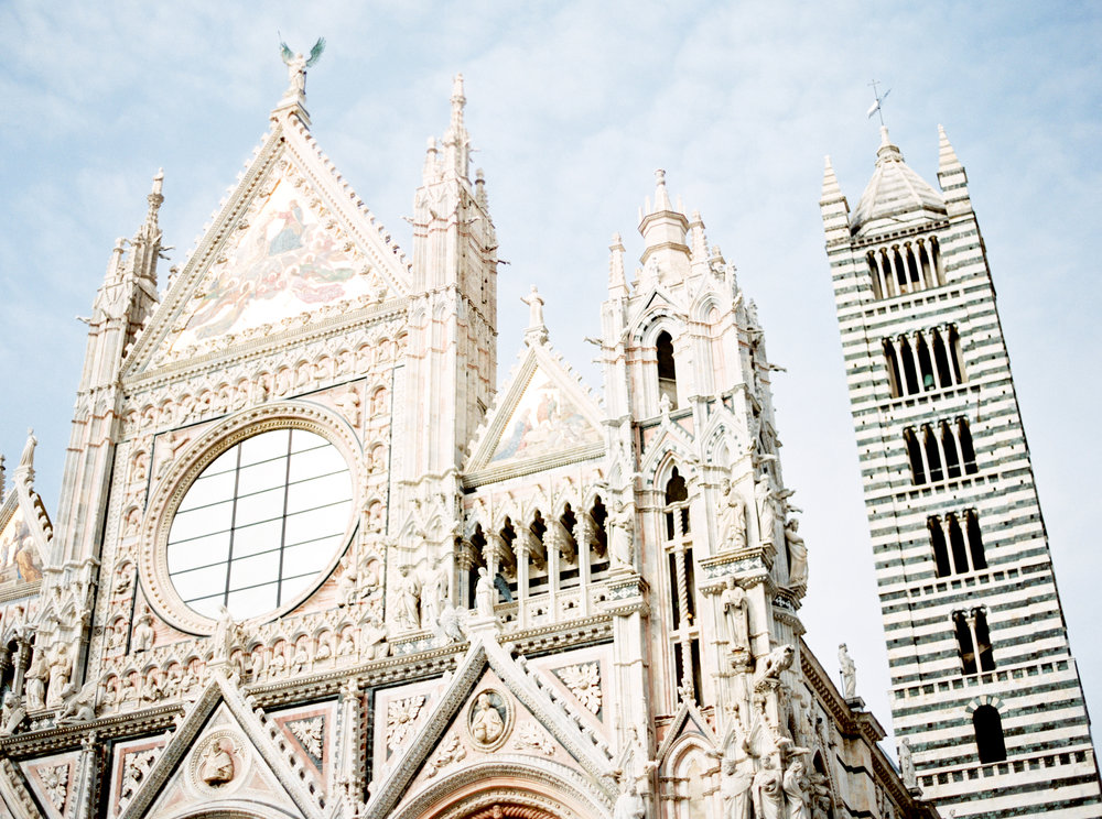 Stunning architecture in Siena, Italy - see more now on Cottage Hill