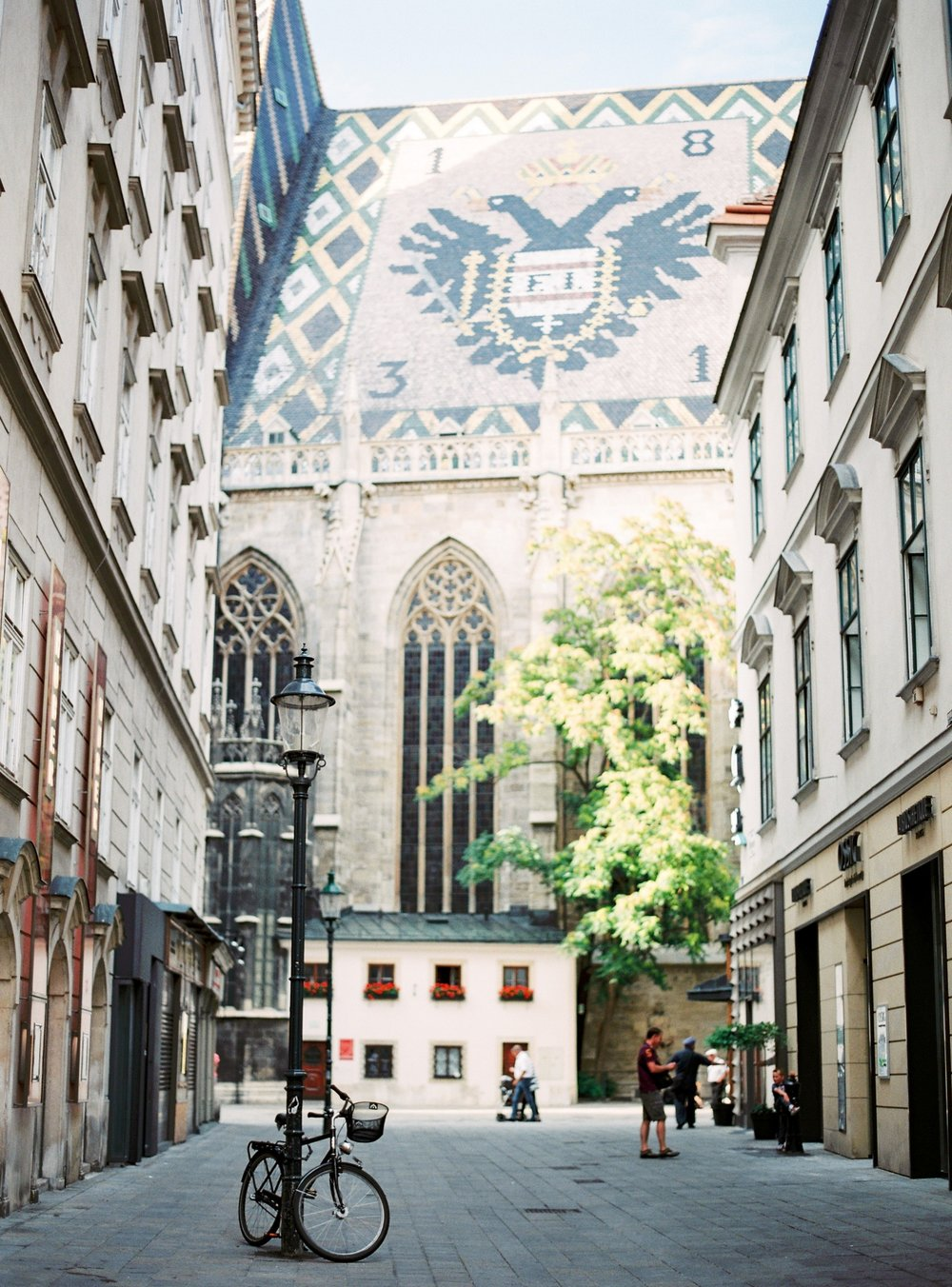 A Stroll in Vienna in Springtime, Where to Go and Where to Eat now on Cottage Hill