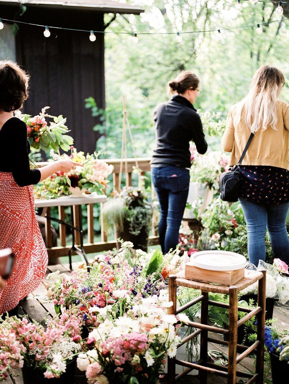 How to Plan a Floral Workshop on Cottage Hill11.jpg