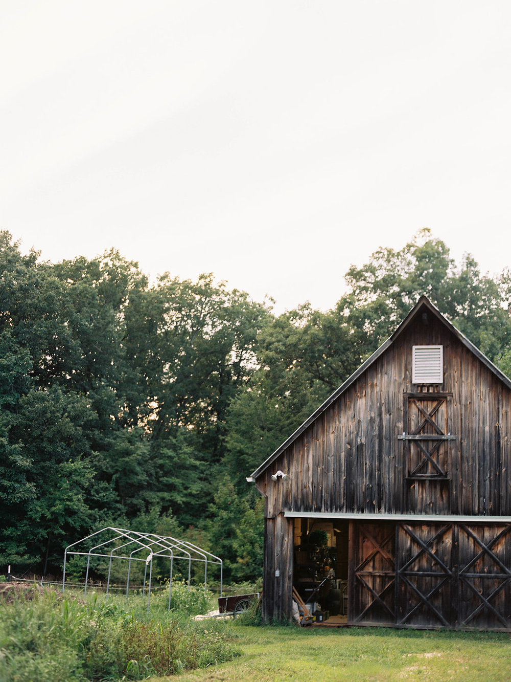 Photographs by  Renee Hollingshead , Styling and Farmers of  Loblolly Farm