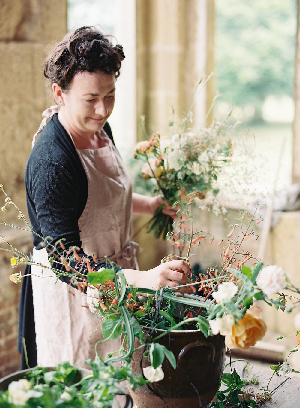 Litha Floral Workshop and Buttonhole Tutorial on cottagehill.co45.jpg