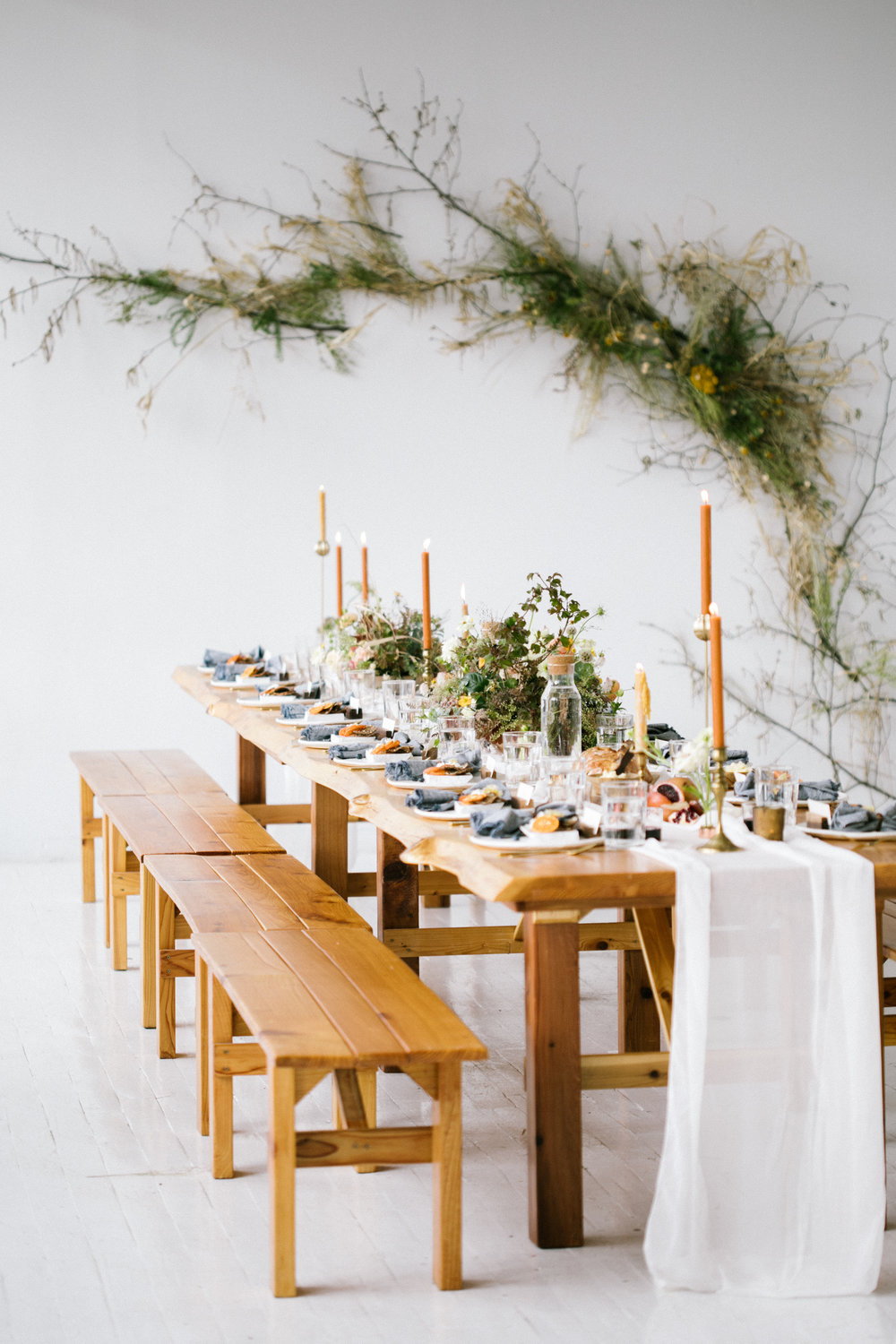 Photography by  Angela Carlyle  Design, Food & Flowers by  Teressa Johnson