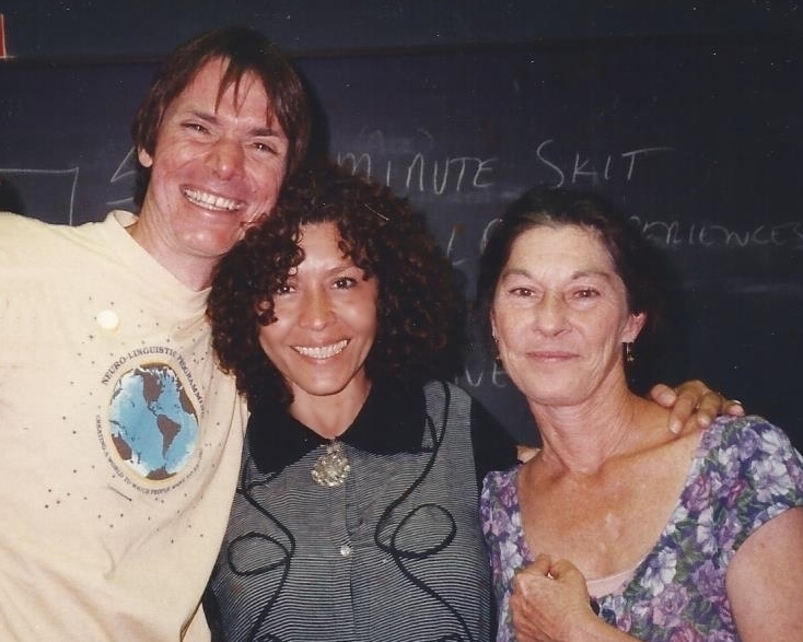 NLP Master Training at UCSC - With Robert Dilts and Judith Delozier