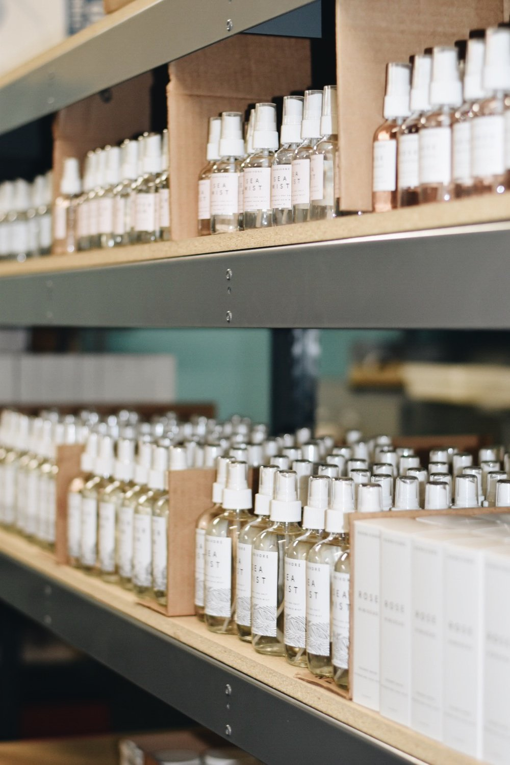 This is where your favorite Herbivore products live before they're shipped off