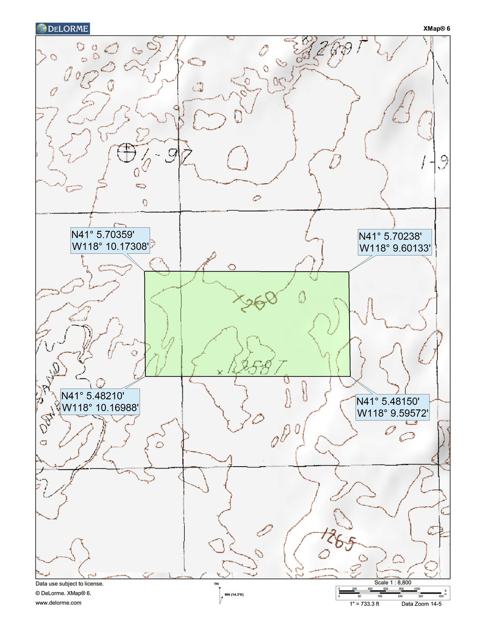 Cheap Rural Land 81.2 Pacel Map.jpg